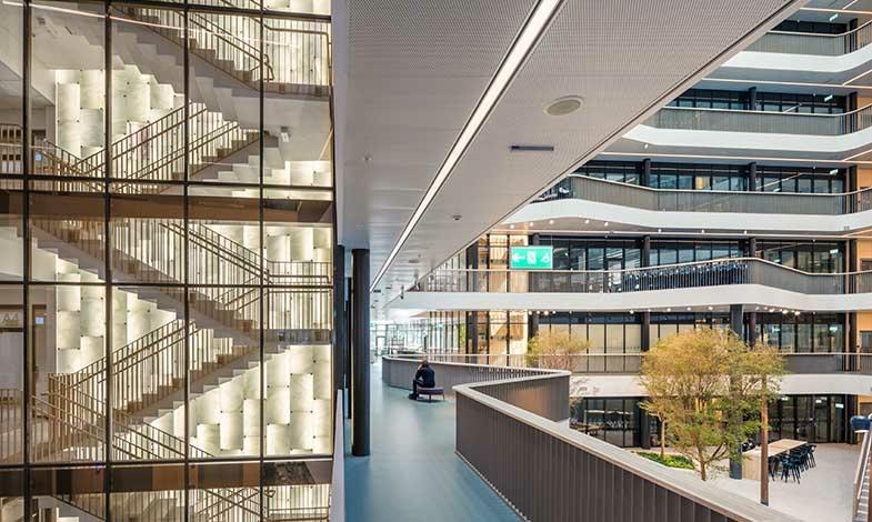 KI:s forskningslaboratorium blev årets bästa bygge