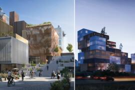 Semrén & Månsson ritar första huset i Göteborgs nya hälsokluster