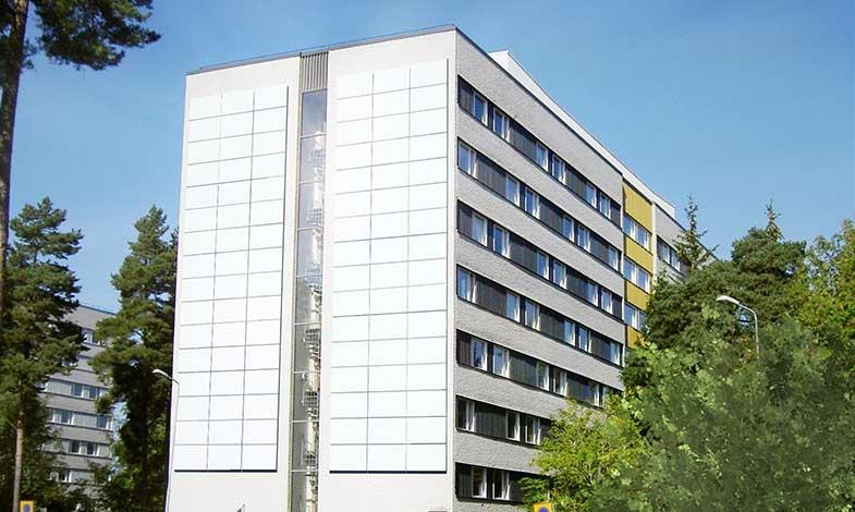 Heimstaden och Vattenfall satsar på solceller i studentområde