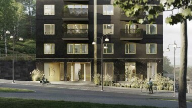 Byggstart för Kallebäcks Terrasser