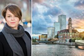 Nu ska bostaden bli en mänsklig rättighet i Malmö