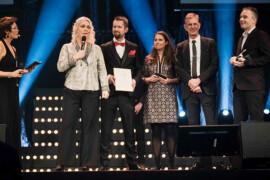 Kommunala fastighetsbolaget vann Örebros energipris