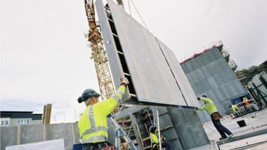 Skanska lanserar betong med lägre klimatbelastning