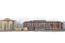 Stagnellska hemmet i Karlstad byggs om till LSS-boende