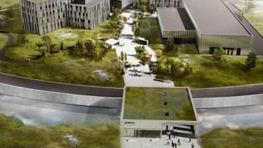E.ON levererar värme- och kyllösning till ESS Campus