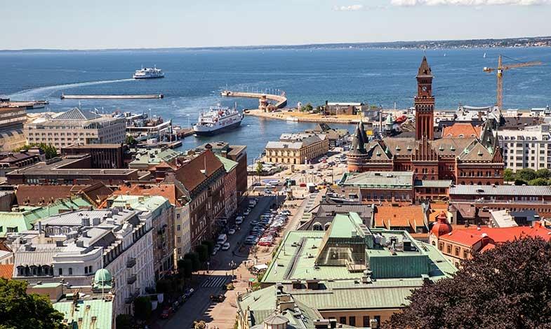 Tredje gången gillt för Helsingborg – utsedd till landets miljöbästa kommun