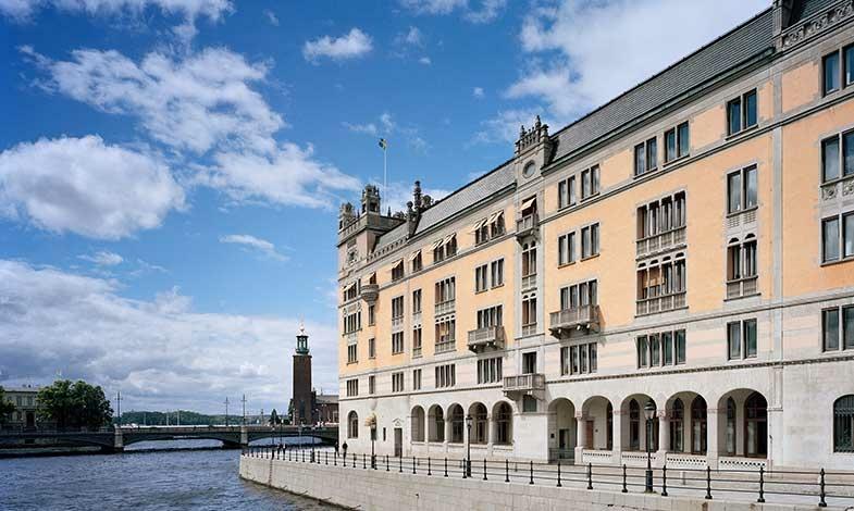 Arcona renoverar Rosenbad