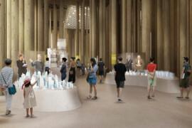 Bjerking skapar träkonstruktioner till världsutställningen i Dubai