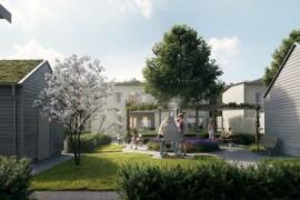 De vill bygga Sveriges första klimatneutrala bostadsområde