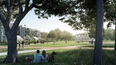 Stadsutvecklingsplanen spikad för Stora Sköndals nya stadsdel
