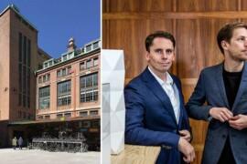 Kjellgren Kaminsky renoverar Naturskyddsföreningens kontor
