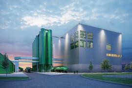 Byggstart för Ragn-Sells cirkulära bygge