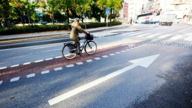 Gott betyg för trafiken i smarta städer
