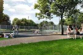 Malmös nya parker ska stå pall för extremregn