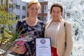 Atrium Ljungberg prisas för hållbar stadsutveckling
