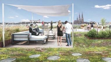 Byggstart för första WELL-certifierade kontorsbyggnaden i Uppsala