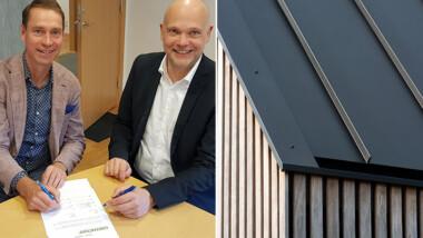 Plannja och SSAB ingår nytt partnerskap