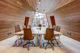 Innovationshus i trä vinner Spiranpriset
