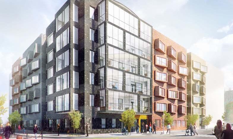 NCC bygger äldreboende i Västerås
