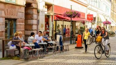 Lund är bäst på hållbara transporter 2019