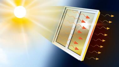 Jämnare temperatur med specialdesignad fönsterfilm