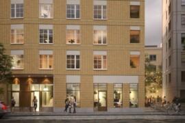 NCC bygger hyreslägenheter i Älvsjö