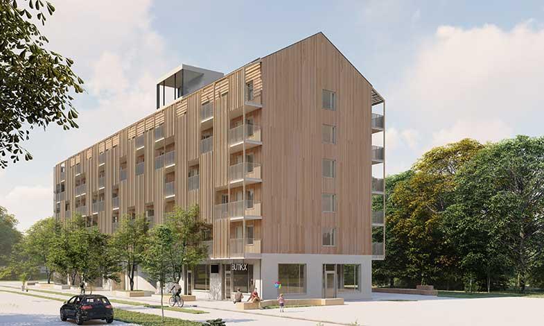 TL Bygg skriver avtal med Atrium Ljungberg om hyresrätter i Uppsala
