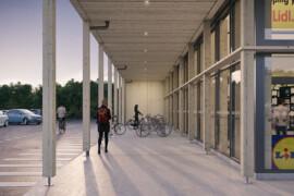 Martinsons levererar stommen till Lidls klimatneutrala butik