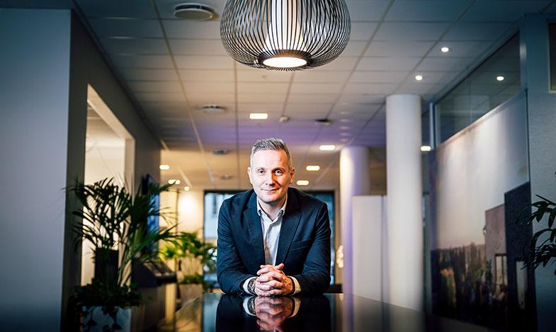 Per Löfgren blir hållbarhetschef på Tyréns