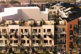 Byggstart för Hyllies nya townhouse