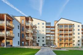 Tre gör upp om Växjös träbyggnadspris