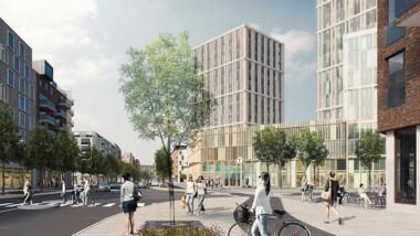 Klartecken till byggstart för ny etapp i Barkarbystaden
