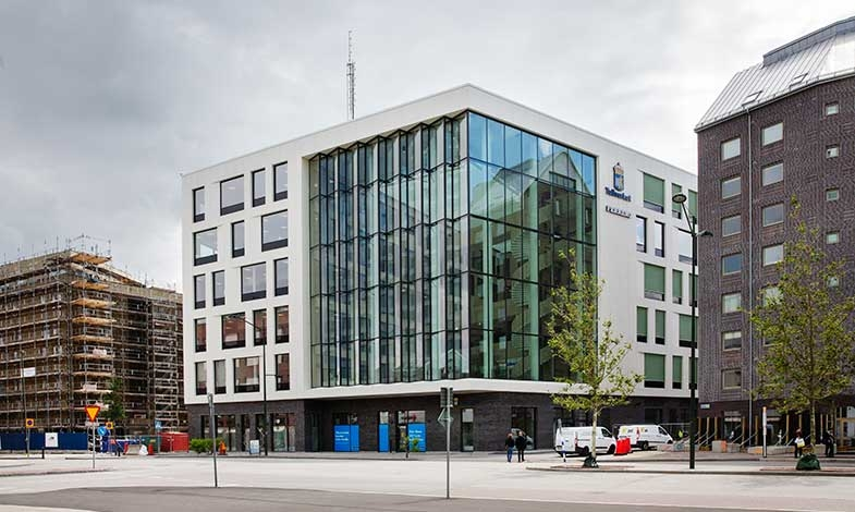 Wihlborgs vinner Stadsbyggnadspriset i Malmö