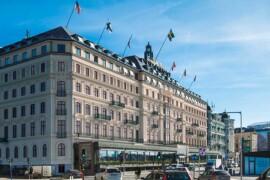 Renoveringen av Grand Hôtel kan vinna Årets Fasad