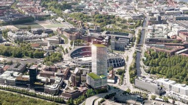 Klart med restaurangkoncept i Göteborgs nya skyskrapa