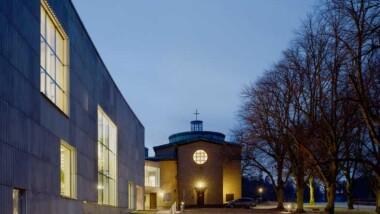 Arkitekturpris till Göteborgs krematorium