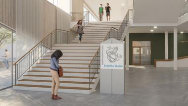 Internationella Engelska skolan öppnar i Stadsängarna