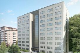 Byggstart för 132 studentlägenheter i Skövde