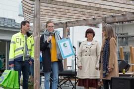 Marks kommun har landets första Svanenmärkta skola