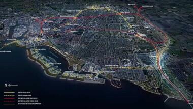 Stadsdelar på nya öar föreslås för framtidens Malmö