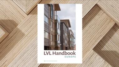 Träbranschen ger ut handbok om LVL