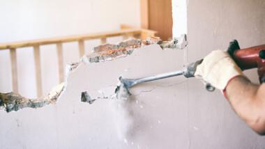 Återanvändningen av hushållens rivningsavfall ska förbättras
