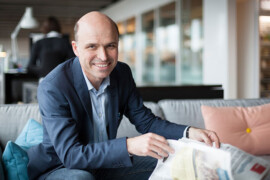 Vice vd väljs in i styrelsen för Architects' Council of Europe