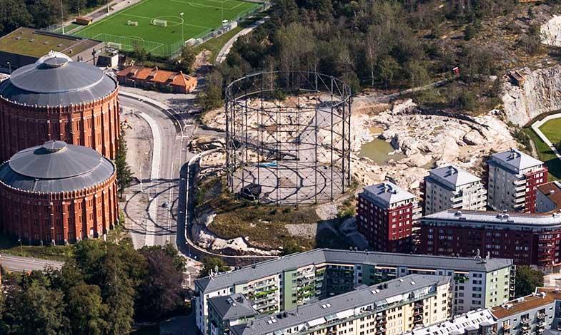 Stockholms stad häver avtalet om Gasklockan