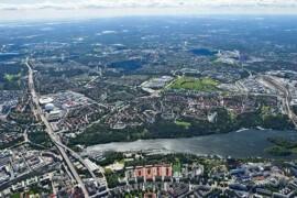 Stockholm prisas för arbete med EU-projekt