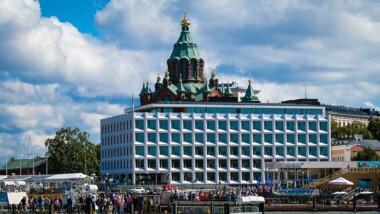 Stora Enso flyttar huvudkontoret till ny träbyggnad i Helsingfors