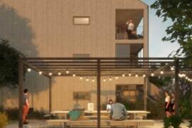 Säljstart för nya bostadsrätter i Växjö