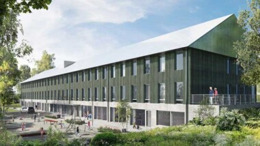 Upplands Väsby får kombinerad förskola och äldreboende