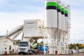 Betongindustri utökar sortimentet av klimatförbättrad betong