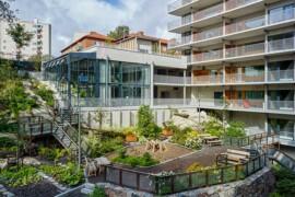 Brf Viva utsedd till Årets bästa byggnad i Göteborg